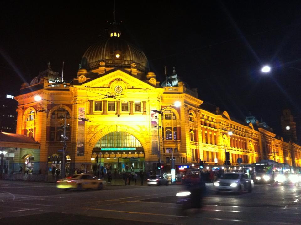 Teen girls in Melbourne